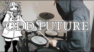 Boku no Hero Academia S3 OP Full『ODD FUTURE/UVERworld』(僕のヒーローアカデミア) Drum Cover (叩いてみた)