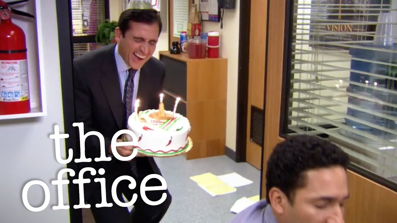 office birthday
