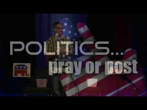 A House Divided - God and Politics
