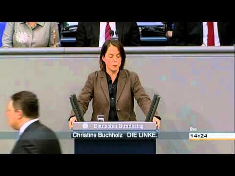 Christine Buchholz, DIE LINKE: Nein zum Einsatz der Bundeswehr in Mali