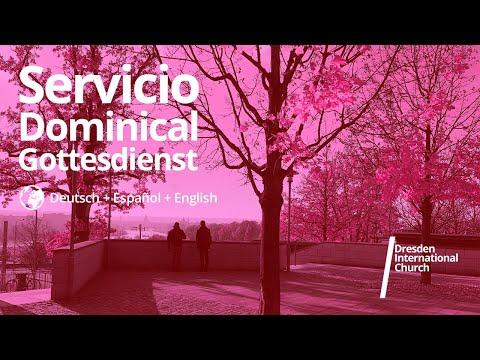 Dresden International Church / Sunday Service 2021-01-03