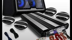 How To Select Your Car Audio System Components