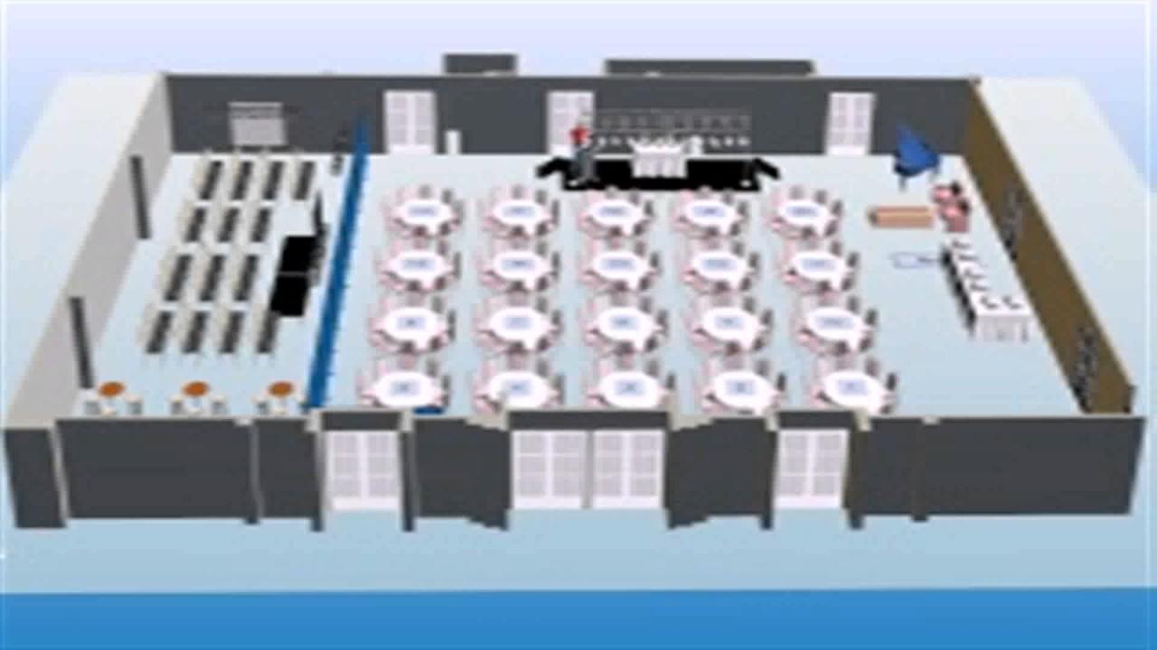 floor plan template visio