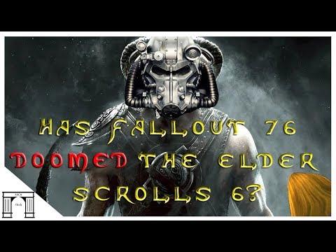 Has Fallout 76 Doomed The Elder Scrolls 6? thumbnail