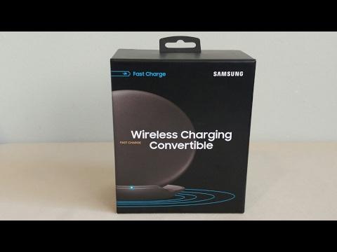 Samsung Wireless Charging Convertible