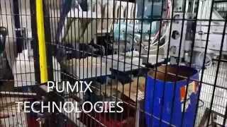 Gambar cover Cork and Latex Machine by PU MIX Technologies