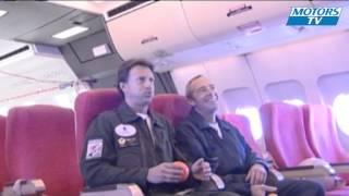 Vol en apesanteur Novespace Airbus A300 Zero G