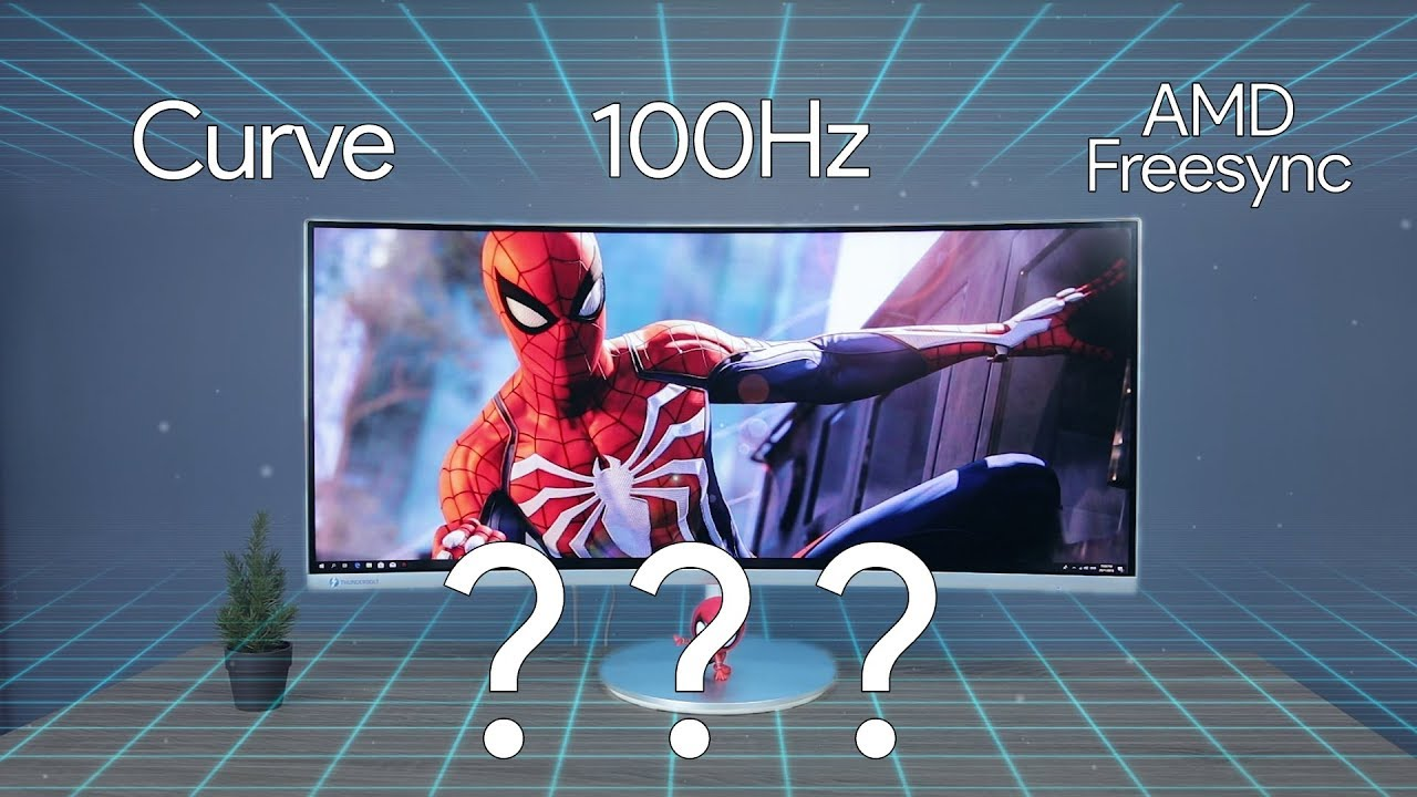 Gaming Gear giá 24 triệu bằng hẳn bộ case??! – Samsung 34J791WTE