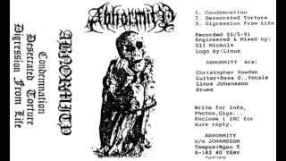 Abnormity - Condemation/Desecrated Torture