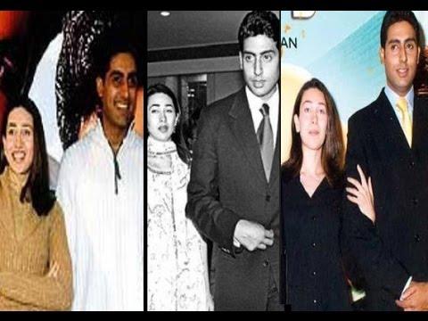 Unseen & Rare pictures of Abhishek Bachchan & Karisma Kapoor