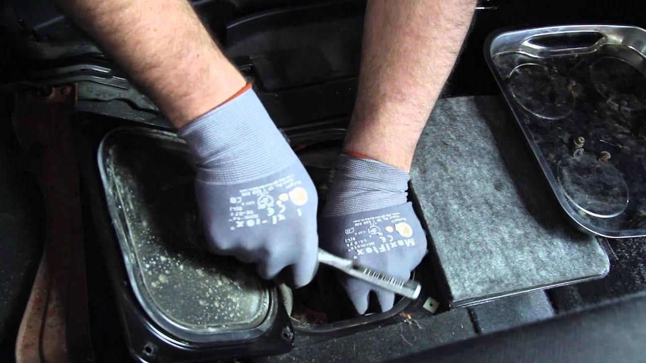 Airtex Fuel Pump Wiring Diagram Bmw E39 How To Install Assembly E8677m In A 2005 - 2010 Kia Sportage / Hyundai Tucson Youtube