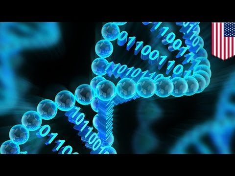 Data storage: Microsoft planning to use DNA to store digital data - TomoNews