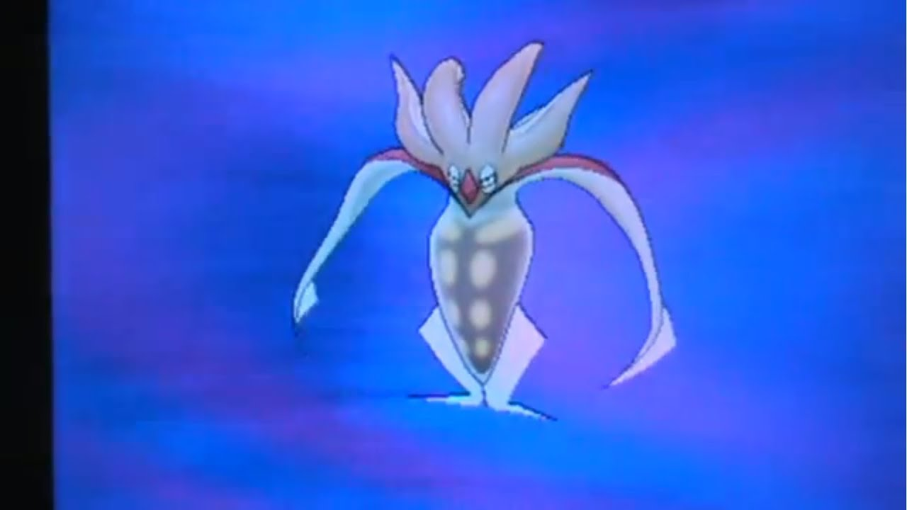Shiny Inkay evolving into Shiny Malamar in Pokemon Y ...