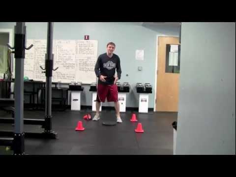 Four Cone Basketball Agility Drill   Hoop Coach