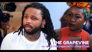 THE GRAPEVINE | Season 2 | Ep 60 (1/2) Are Men Intimidated By Successful Women?