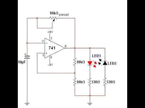 how to test an op amp circuit how to test a diode in circuit operational amplifier 741 tester