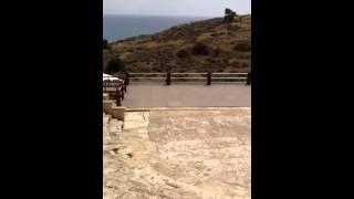 Маша на Кипре