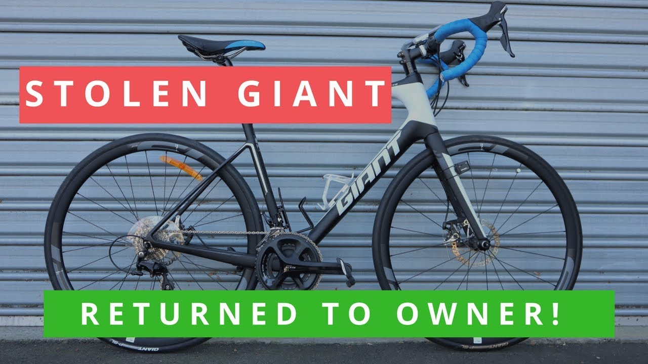 $2,700 Stolen Road Bike Recovered [A Superb Community Story] - Bike