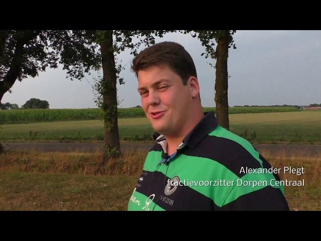 Alexander Plegt noemt weidedrone gouden greep Vogelwerkgroep Geesteren
