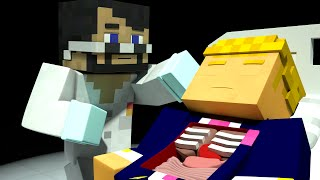 OPERATION TRUMP (Minecraft Animation)