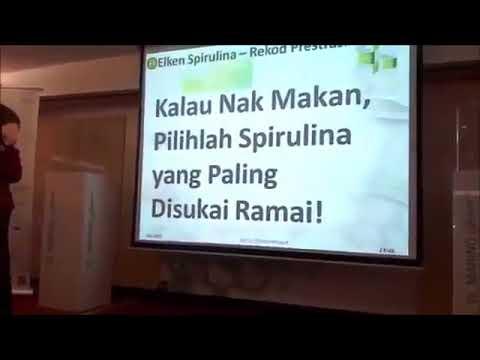 Kenapa perlu memilih Spirulina Organik