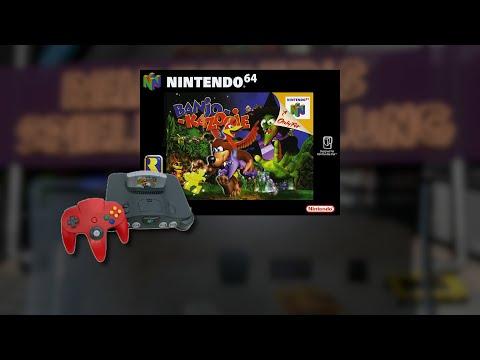 Gameplay : Banjo- Kazooie [Nintendo 64]