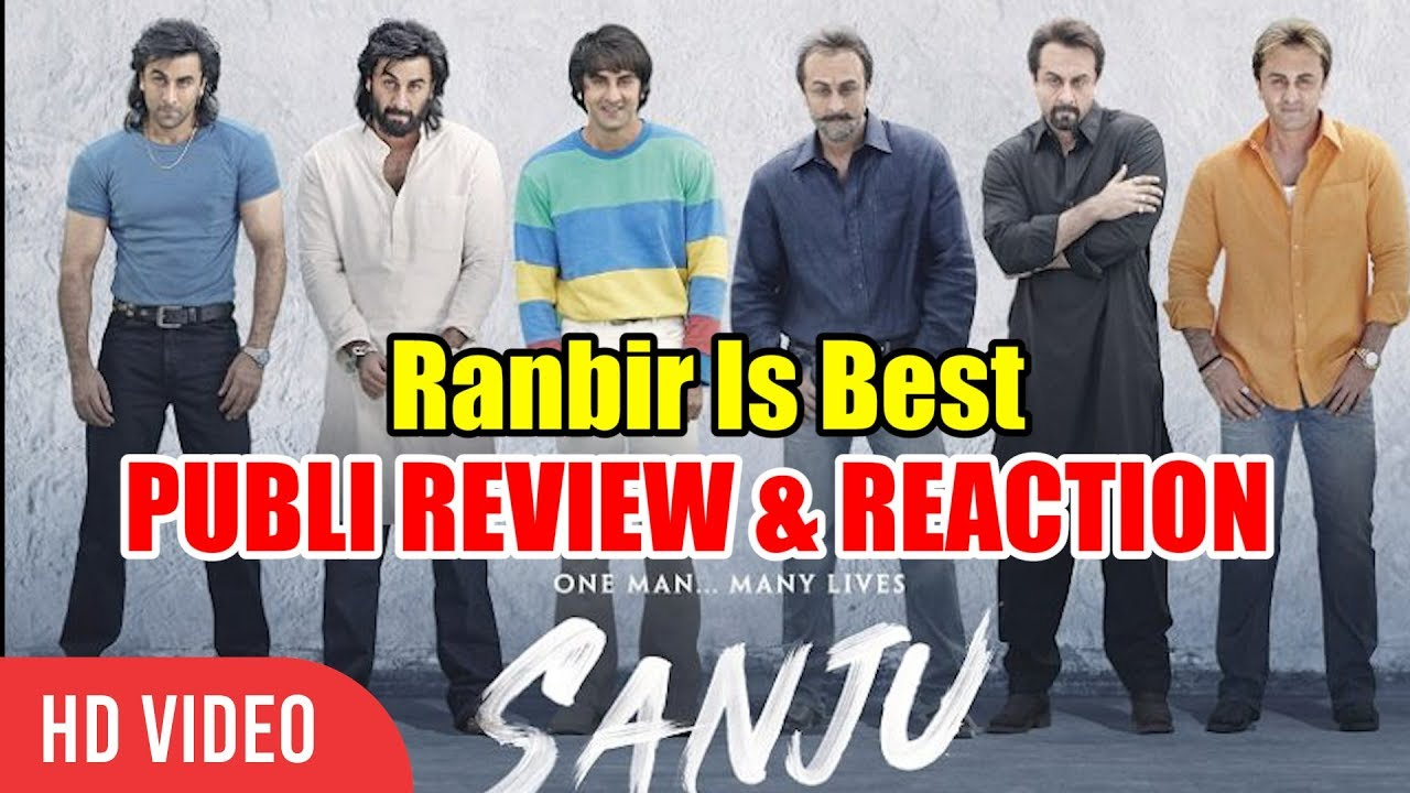 review of sanju movie