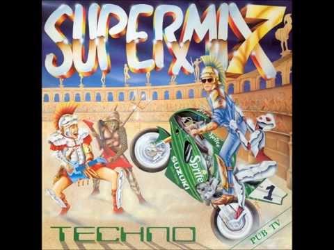Supermix 7 Megamix 1992 By Vidisco PT