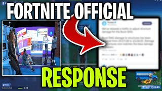 FORTNITE *OFFICIAL* Response To XXiF CHEATING In WORLD CUP (STREAMERS REACT)