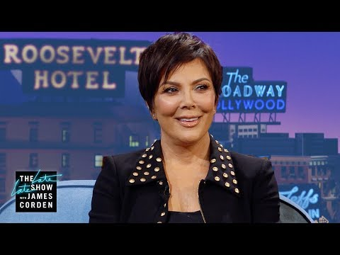 Kris Jenner Dishes On the Kardashian Xmas Card Fight