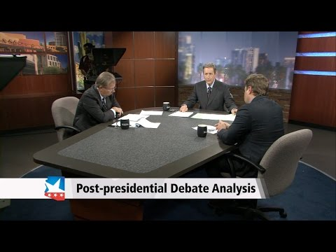Special: Post-Debate Analysis