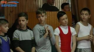 Обласний чемпіонат з важкої атлетики в м. Березне