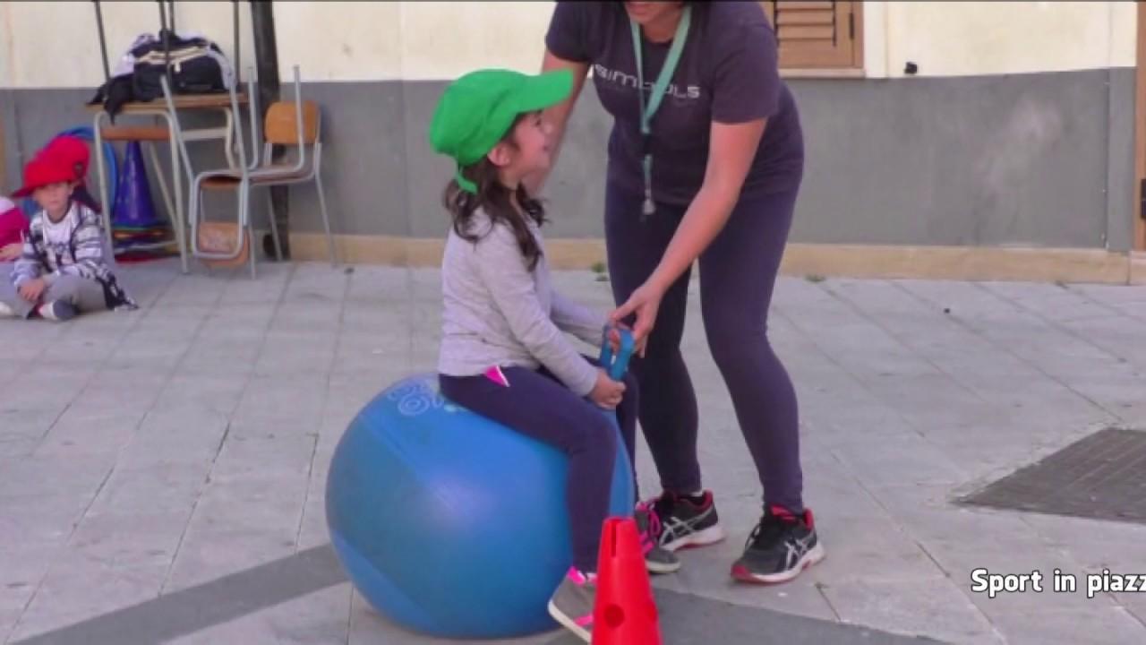 """""""Sport in Piazza"""", iniziativa a Santo Stefano di Camastra"""