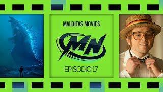 Malditas Movies 17: Godzilla 2 / Rocketman / Booksmart / Awaiting Further Instructions