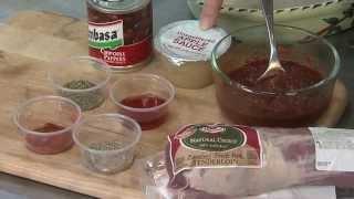 Fresh Ideas: Chipotle Marinated Pork Tenderloin