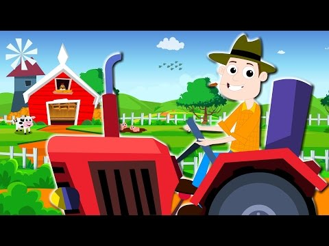 Farmer In The Dell | Nursery Rhymes For Children | Kids TV Baby Videos | Kids Tv Cartoons