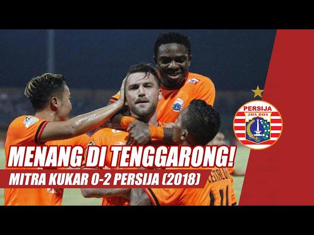 #OnThisDay - MITRA KUKAR 0-2 PERSIJA JAKARTA | Liga 1 2018