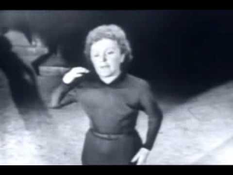 Edith Piaf Padam Padam live 1956