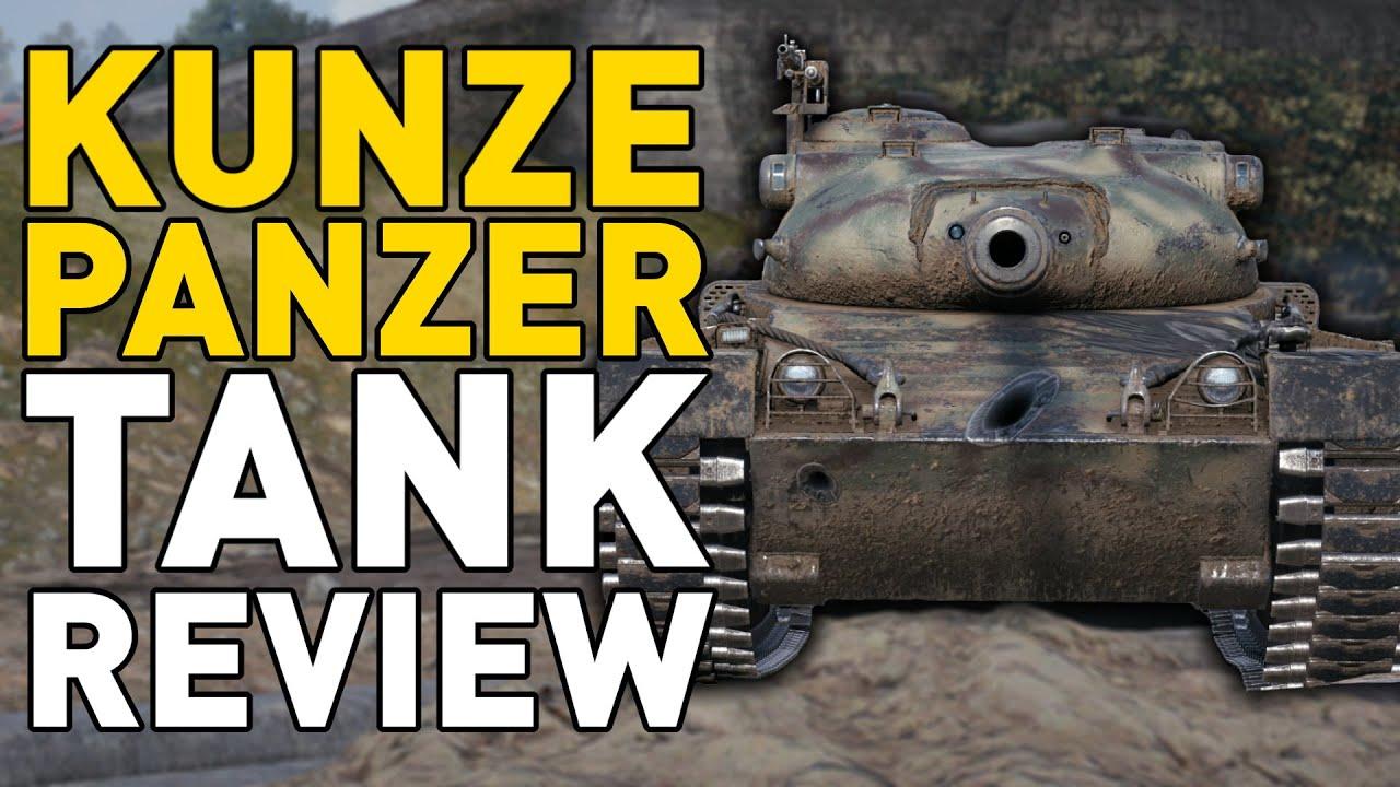 Download Kunze Panzer - Tank Review - World of Tanks
