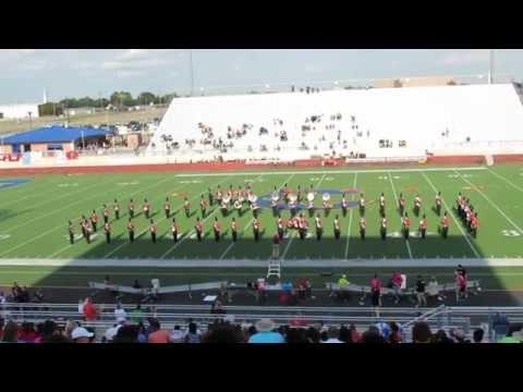 Navarro College Band performs America the Beautiful