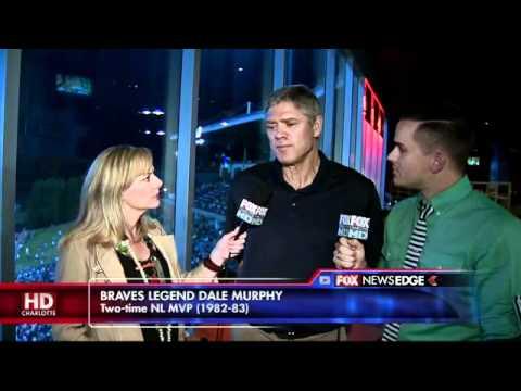 Dale Murphy Visit 2012