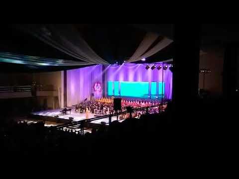 Konser Fatin Sidqia - Cahaya Di Langit- Merindingkk...