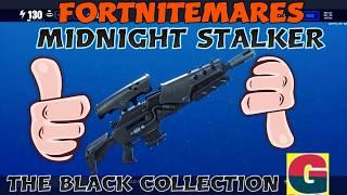 FORTNITEMARES-MIDNIGHT STALKER Sniper Fifle