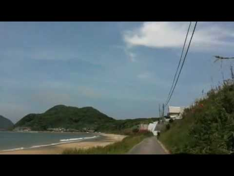 勝浦浜 Katsuura beach