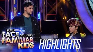 Your Face Sounds Familiar Kids: Awra, may boom panes version para sa Jury at kay Billy