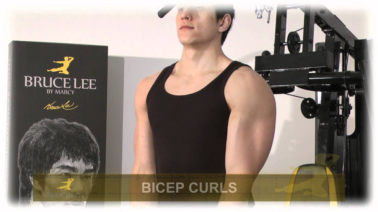 Bruce lee home gym signature tool fitness youtube for Lee signature homes
