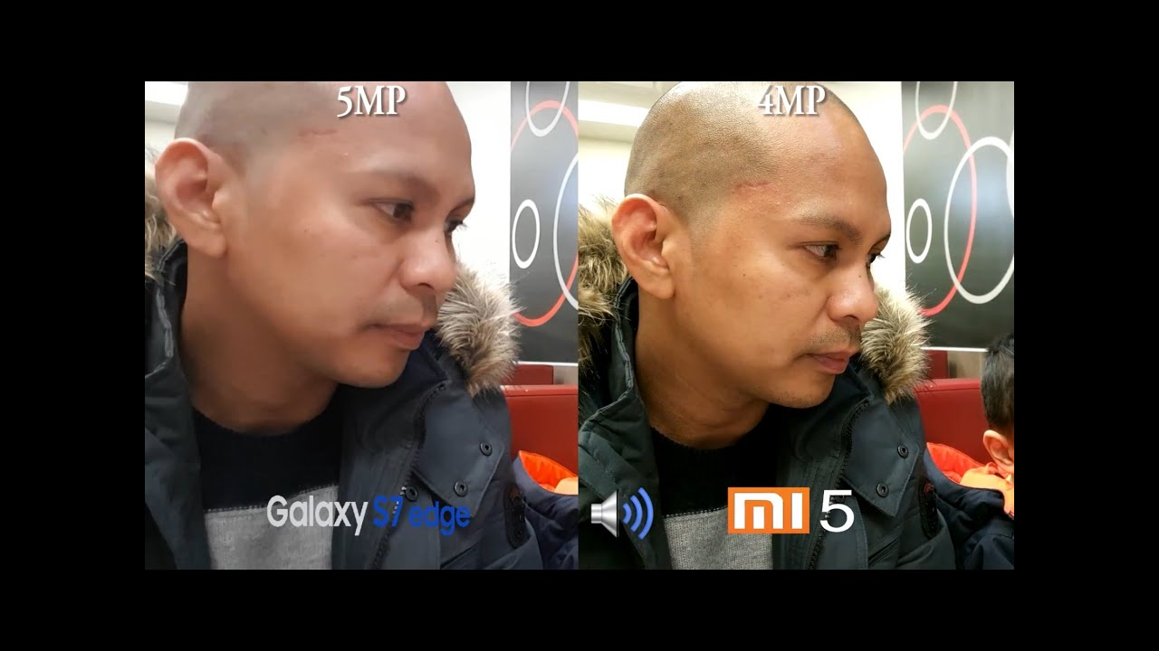 Samsung Galaxy S7 Edge Vs Xiaomi Mi5 Prime Camera Test