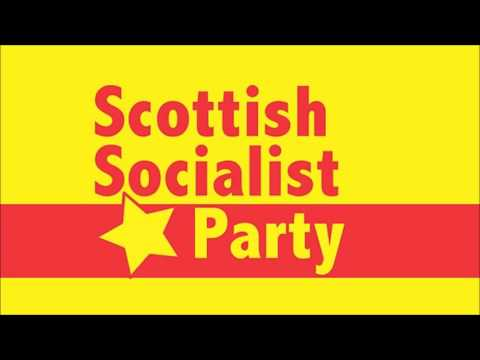 One hour of scottish socialist/communist music
