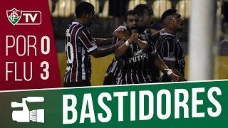 FluTV - Bastidores - Portuguesa 0 x 3 Fluminense - Campeonato Carioca