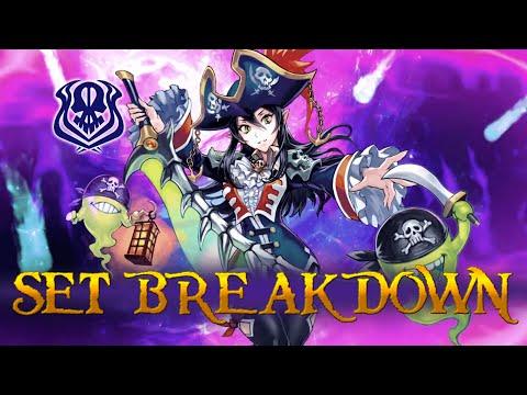 Cardfight!! Vanguard: G-BT06 Set Breakdown (Transcension of Blade and Blossom)